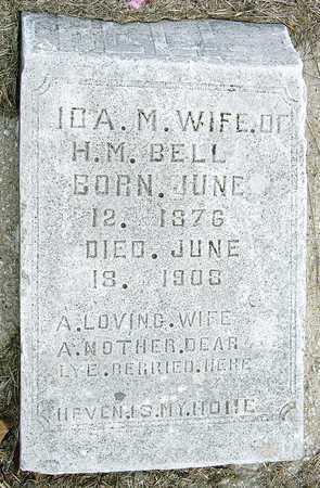BELL, IDA MAE - McDonald County, Missouri | IDA MAE BELL - Missouri Gravestone Photos
