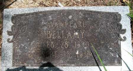 BELLAMY, AVA - McDonald County, Missouri | AVA BELLAMY - Missouri Gravestone Photos