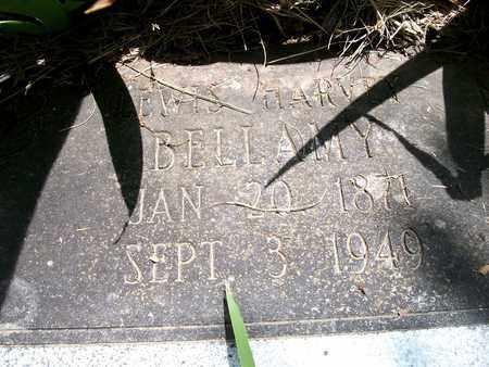 BELLAMY, LEWIS - McDonald County, Missouri   LEWIS BELLAMY - Missouri Gravestone Photos