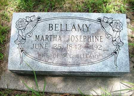 LANE BELLAMY, MARTHA - McDonald County, Missouri | MARTHA LANE BELLAMY - Missouri Gravestone Photos