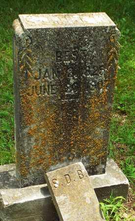 BEST, SAMUEL D VETERAN UNION - McDonald County, Missouri | SAMUEL D VETERAN UNION BEST - Missouri Gravestone Photos