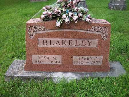 BLAKELY, HARRY - McDonald County, Missouri   HARRY BLAKELY - Missouri Gravestone Photos