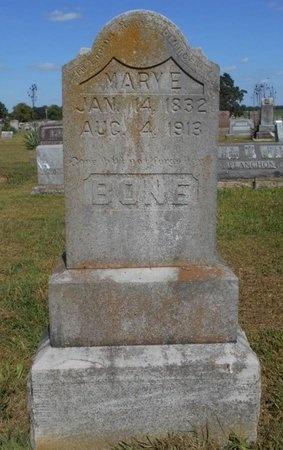 HYATT BONE, MARY E. - McDonald County, Missouri | MARY E. HYATT BONE - Missouri Gravestone Photos