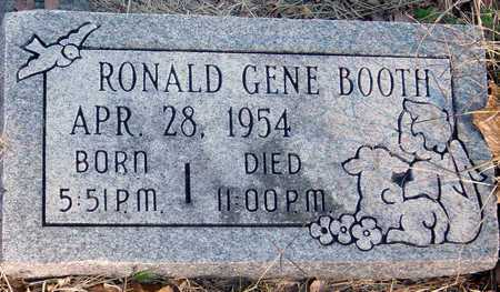 BOOTH, RONALD GENE - McDonald County, Missouri | RONALD GENE BOOTH - Missouri Gravestone Photos