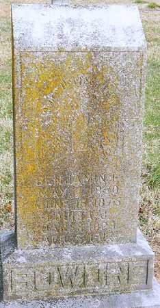 BOWDRE, LOUISA J - McDonald County, Missouri | LOUISA J BOWDRE - Missouri Gravestone Photos