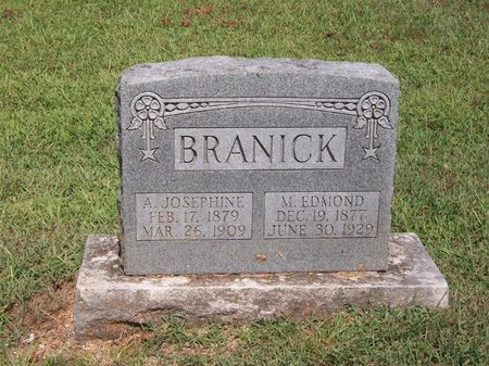 BRANICK, MARTIN - McDonald County, Missouri   MARTIN BRANICK - Missouri Gravestone Photos