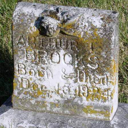 BROOKS, ARTHUR L - McDonald County, Missouri   ARTHUR L BROOKS - Missouri Gravestone Photos