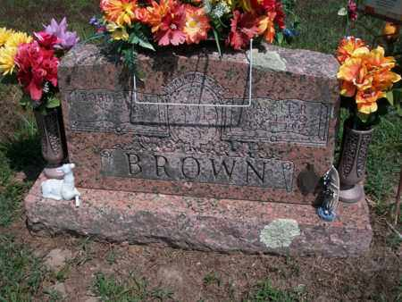 BROWN, DARRELL - McDonald County, Missouri | DARRELL BROWN - Missouri Gravestone Photos