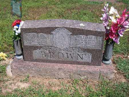 TAYLOR BROWN, DOROTHY - McDonald County, Missouri | DOROTHY TAYLOR BROWN - Missouri Gravestone Photos