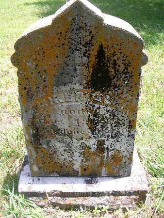 BRYSON, ALFRED H. - McDonald County, Missouri | ALFRED H. BRYSON - Missouri Gravestone Photos