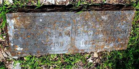 BUCKINGHAM, JAMES M - McDonald County, Missouri | JAMES M BUCKINGHAM - Missouri Gravestone Photos