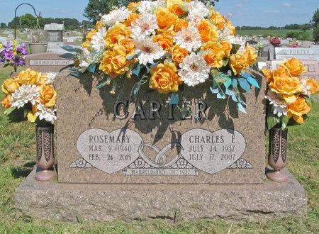 CARTER, CHARLES E - McDonald County, Missouri | CHARLES E CARTER - Missouri Gravestone Photos