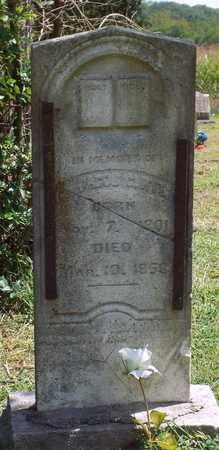 CARTER, JACOB REV - McDonald County, Missouri   JACOB REV CARTER - Missouri Gravestone Photos