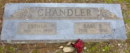 CHANDLER, EARL EDWARD - McDonald County, Missouri | EARL EDWARD CHANDLER - Missouri Gravestone Photos