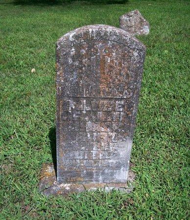 CHASE, P.J. - McDonald County, Missouri   P.J. CHASE - Missouri Gravestone Photos