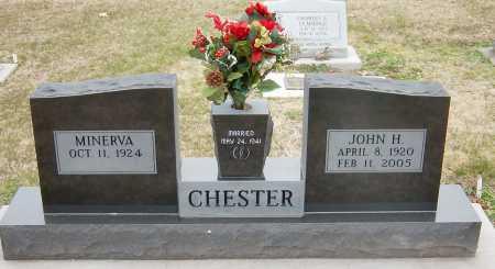 CHESTER, JOHN H - McDonald County, Missouri | JOHN H CHESTER - Missouri Gravestone Photos