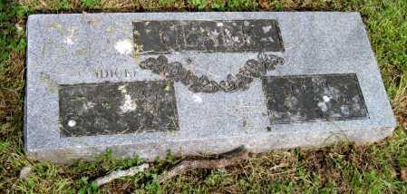 CLARK, CECIL A - McDonald County, Missouri | CECIL A CLARK - Missouri Gravestone Photos