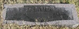 CLARK, LOIS - McDonald County, Missouri | LOIS CLARK - Missouri Gravestone Photos