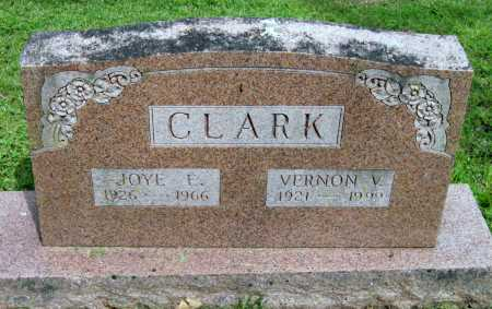 LAMB CLARK, JOYE E - McDonald County, Missouri | JOYE E LAMB CLARK - Missouri Gravestone Photos