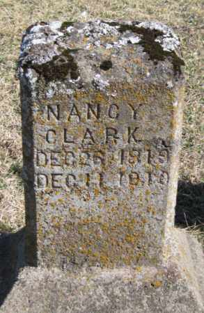 CLARK, NANCY - McDonald County, Missouri | NANCY CLARK - Missouri Gravestone Photos
