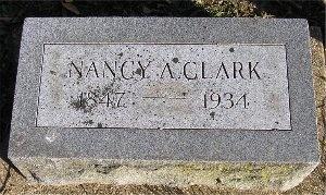 CLARK, NANCY A. - McDonald County, Missouri | NANCY A. CLARK - Missouri Gravestone Photos