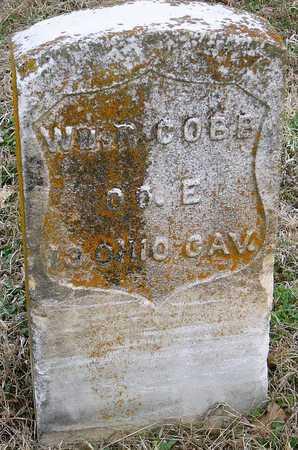 COBB, WILLIAM RICHARD (VETERAN UNION) - McDonald County, Missouri | WILLIAM RICHARD (VETERAN UNION) COBB - Missouri Gravestone Photos