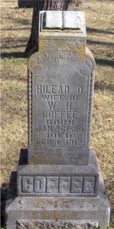 CAUDILL COFFEE, HILEAD OAKLEY - McDonald County, Missouri | HILEAD OAKLEY CAUDILL COFFEE - Missouri Gravestone Photos