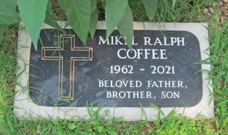 COFFEE, MIKEL RALPH - McDonald County, Missouri | MIKEL RALPH COFFEE - Missouri Gravestone Photos