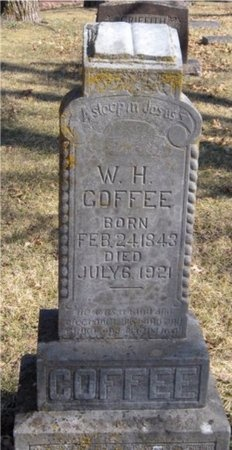 COFFEE, WILLIAM HARRISON - McDonald County, Missouri | WILLIAM HARRISON COFFEE - Missouri Gravestone Photos