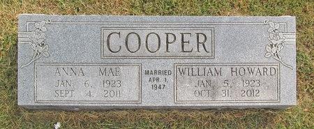 COOPER, ANNA MAE - McDonald County, Missouri | ANNA MAE COOPER - Missouri Gravestone Photos