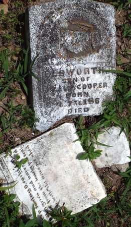 COOPER, ELSWORTH - McDonald County, Missouri | ELSWORTH COOPER - Missouri Gravestone Photos