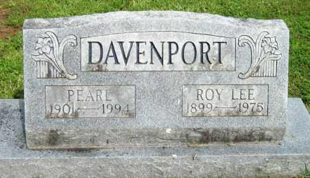 SLINKARD DAVENPORT, PEARL - McDonald County, Missouri | PEARL SLINKARD DAVENPORT - Missouri Gravestone Photos