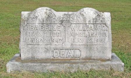 DEAL, WILLIAM D - McDonald County, Missouri | WILLIAM D DEAL - Missouri Gravestone Photos