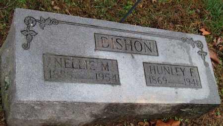 DISHON, NELLIE MARGARET - McDonald County, Missouri | NELLIE MARGARET DISHON - Missouri Gravestone Photos