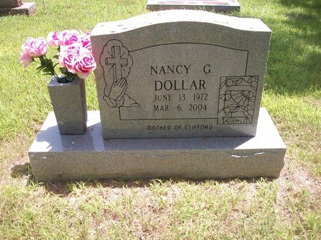 DOLLAR, NANCY - McDonald County, Missouri | NANCY DOLLAR - Missouri Gravestone Photos