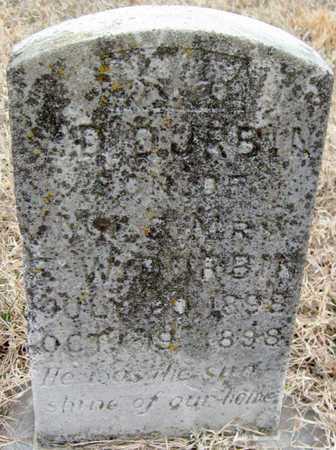 DURBIN, D - McDonald County, Missouri   D DURBIN - Missouri Gravestone Photos