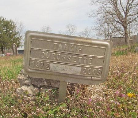 NEWTON DUROSSETTE, TAMMIE LEE - McDonald County, Missouri   TAMMIE LEE NEWTON DUROSSETTE - Missouri Gravestone Photos