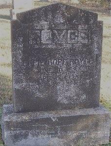 ROYCE, EFFIE HOPE - McDonald County, Missouri | EFFIE HOPE ROYCE - Missouri Gravestone Photos