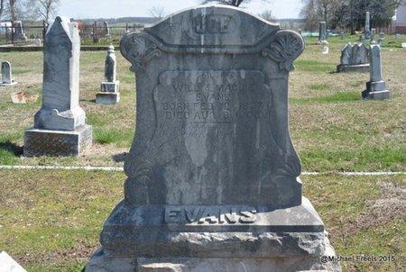 EVANS, JOE - McDonald County, Missouri   JOE EVANS - Missouri Gravestone Photos