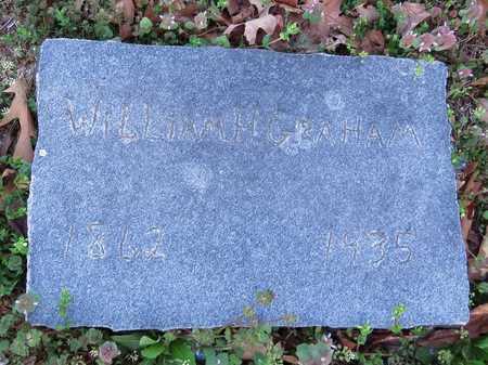 GRAHAM, WILLIAM HENRY - McDonald County, Missouri | WILLIAM HENRY GRAHAM - Missouri Gravestone Photos