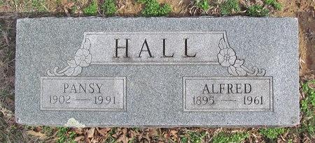 HALL, ALFRED MARION - McDonald County, Missouri | ALFRED MARION HALL - Missouri Gravestone Photos