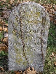 HAMLIN, N A - McDonald County, Missouri | N A HAMLIN - Missouri Gravestone Photos