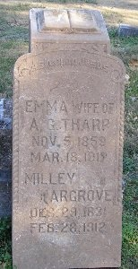 HARGROVE, MILLEY - McDonald County, Missouri | MILLEY HARGROVE - Missouri Gravestone Photos
