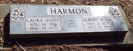 HARMON, LAURA JOSIE - McDonald County, Missouri | LAURA JOSIE HARMON - Missouri Gravestone Photos