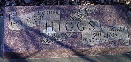 "HIGGS, WILLIAM ""BILLY"" - McDonald County, Missouri 