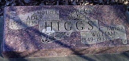 HIGGS, ADER E. - McDonald County, Missouri | ADER E. HIGGS - Missouri Gravestone Photos