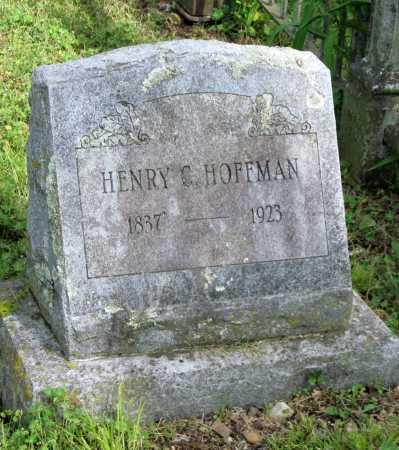HOFFMAN, HENRY C - McDonald County, Missouri | HENRY C HOFFMAN - Missouri Gravestone Photos