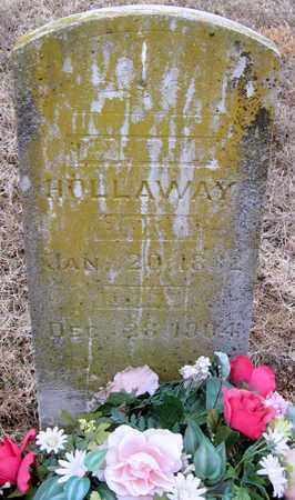 HOLLAWAY, LYDIA ANN TYDER - McDonald County, Missouri | LYDIA ANN TYDER HOLLAWAY - Missouri Gravestone Photos