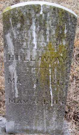 HOLLAWAY, JOHN ANDREW - McDonald County, Missouri   JOHN ANDREW HOLLAWAY - Missouri Gravestone Photos