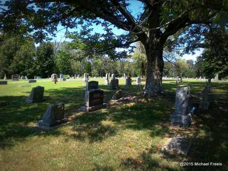 *, HOWARD CEMETERY OVERVIEW - McDonald County, Missouri | HOWARD CEMETERY OVERVIEW * - Missouri Gravestone Photos